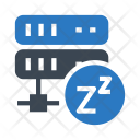Server on sleep mode Icon