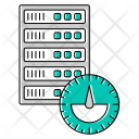 Server performance Icon