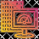 Performance Internet Digital Icon