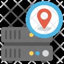 Location Hosting Web Icon