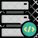 Server Programming Coding Icon