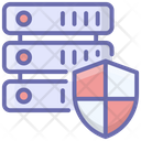 Server Protection Server Antivirus Protective Sql Icon