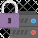 Vpn Server Lock Icon
