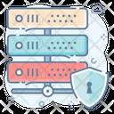Data Server Protection Database Management Sql Safety Icon