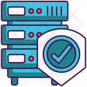 Server Protection Protection Safety Icon