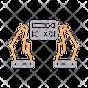 Server Protection Database Icon