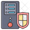 Server Security Protection Icon