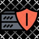 Server Protection Computer Icon