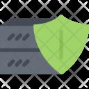 Server Protection Data Icon