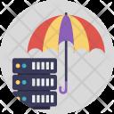 Server Protection Symbol Icon