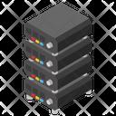 Virtual Server Famous Server Server System Icon