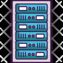 Server Rack Rack Server Icon
