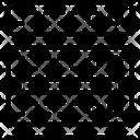 Server Rack Database Hosting Icon