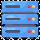 Data Server Datacenter Storage Server Icon