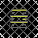 Server Rack Servers Icon