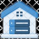 On Premise Database Storage Icon