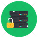 Dataserver Lock Datacenter Lock Protected Server Icon