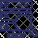 Server Search Icon