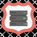 Server Security Icon