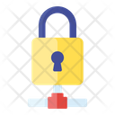 Server Security System Security Network Protection Icon