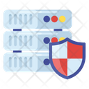 Server Security System Security Data Protection Icon
