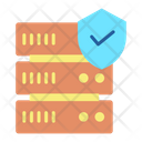 Iserver Security Server Security Database Security Icon