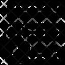 Database Cloud Lock Icon