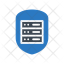 Server Security Database Icon