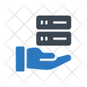 Database Server Security Icon