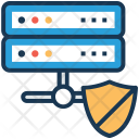 Database Security Network Icon