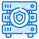 Server Computer Security Icon