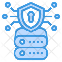 Protection Hosting Network Icon