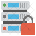 Server Security Firewall Icon