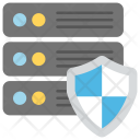 Antivirus Server Software Icon