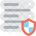 Server Security Cyber Icon