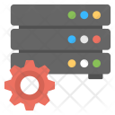 Managed Hosting Servers Icon