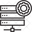 Server Configuration Setting Icon