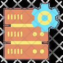 Isetting Server Server Setting Databse Setting Icon