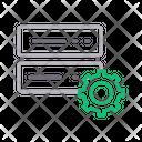Server Database Setting Icon