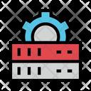 Server Setting Configuration Icon