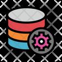 Server Setting Storage Icon