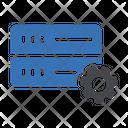 Server Setting Configure Icon