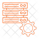 Server Setting Mainframe Icon