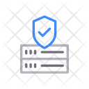 Server Protection Database Icon