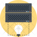 Server Solutions Dedicated Icon
