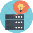 Server Solutions Icon