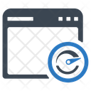 Server speed Icon