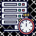 Server Speed Server Server Optimization Icon