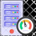Dataserver Speed Server Speed Server Performance Icon