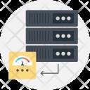 Server Speed Test Icon